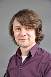 Mitarbeiterfoto Florian Galgon
