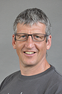 Mitarbeiterfoto Michael Frauenstein