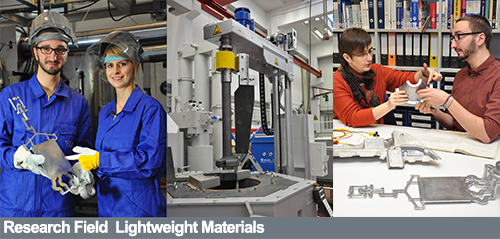 Research Field Lightweight Materials