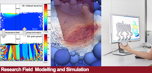 Research Field Modelling and Simulation