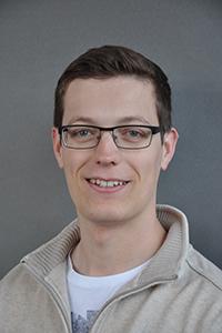 Mitarbeiterfoto Tobias Gaag